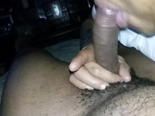 my real auntie sucking my Dick
