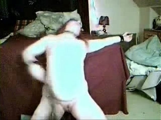 Incredible ! My pervert mom self whipping caught by hidden cam