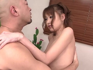 Asian squirter hardcore stuffing from her eager stud