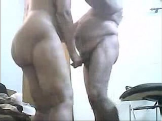 Hidden cam caught my mom and daddy having fun