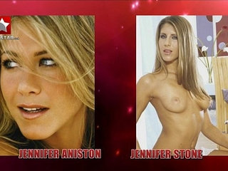 Top Celebrity Lookalike Pornstars NSFW by Rec Star